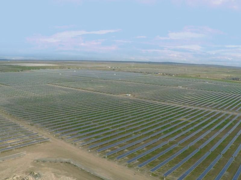 Boise Solar Farm | Origis Energy