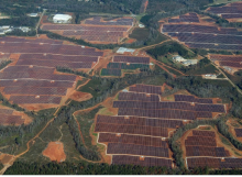 LaFayette Solar Project _ Origis Energy USA Development Alabama Solar A Alabama Power Walmart