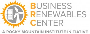Business Renewables Center (BRC) logo