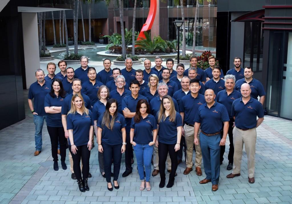 Origis Energy USA Team Photo