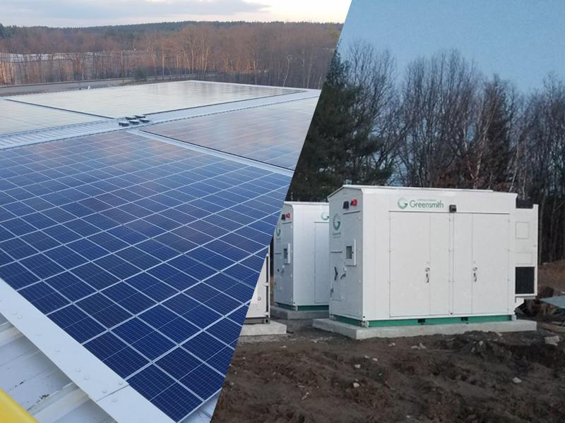 Sterling Community Solar + Storage
