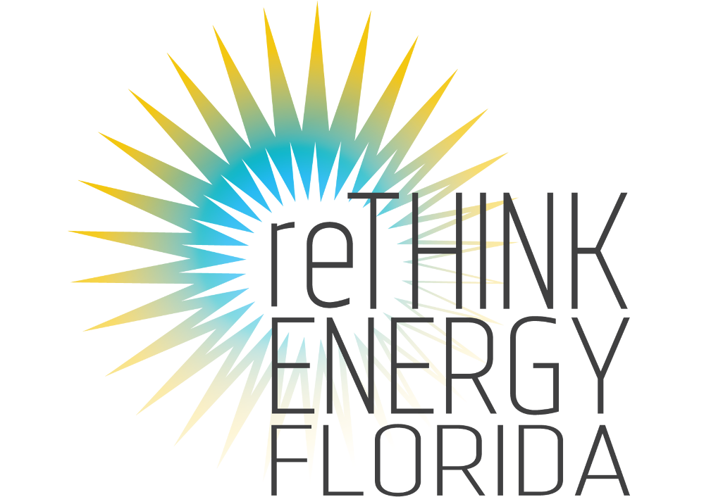 reThink Energy Florida logo