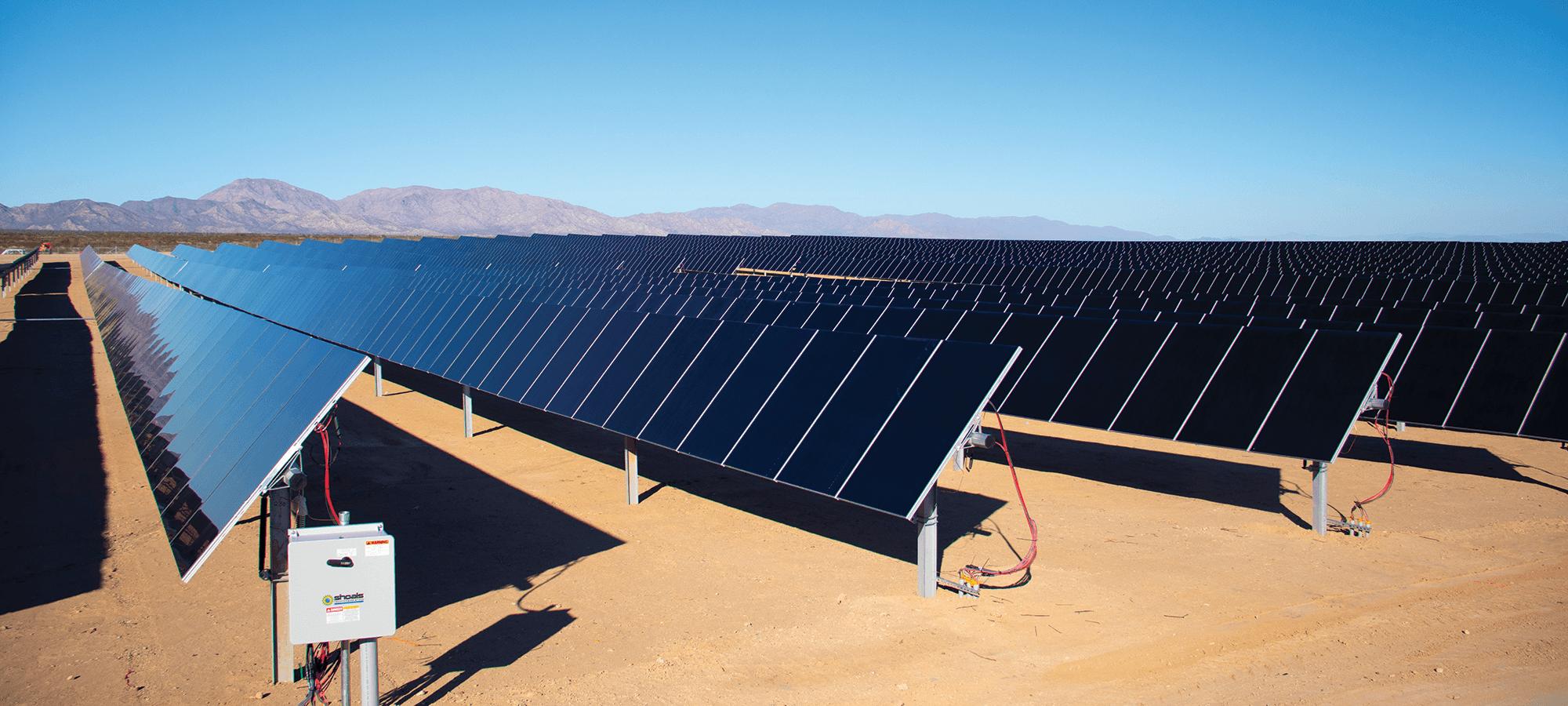 Arizona Solar 1 Salome Solar image