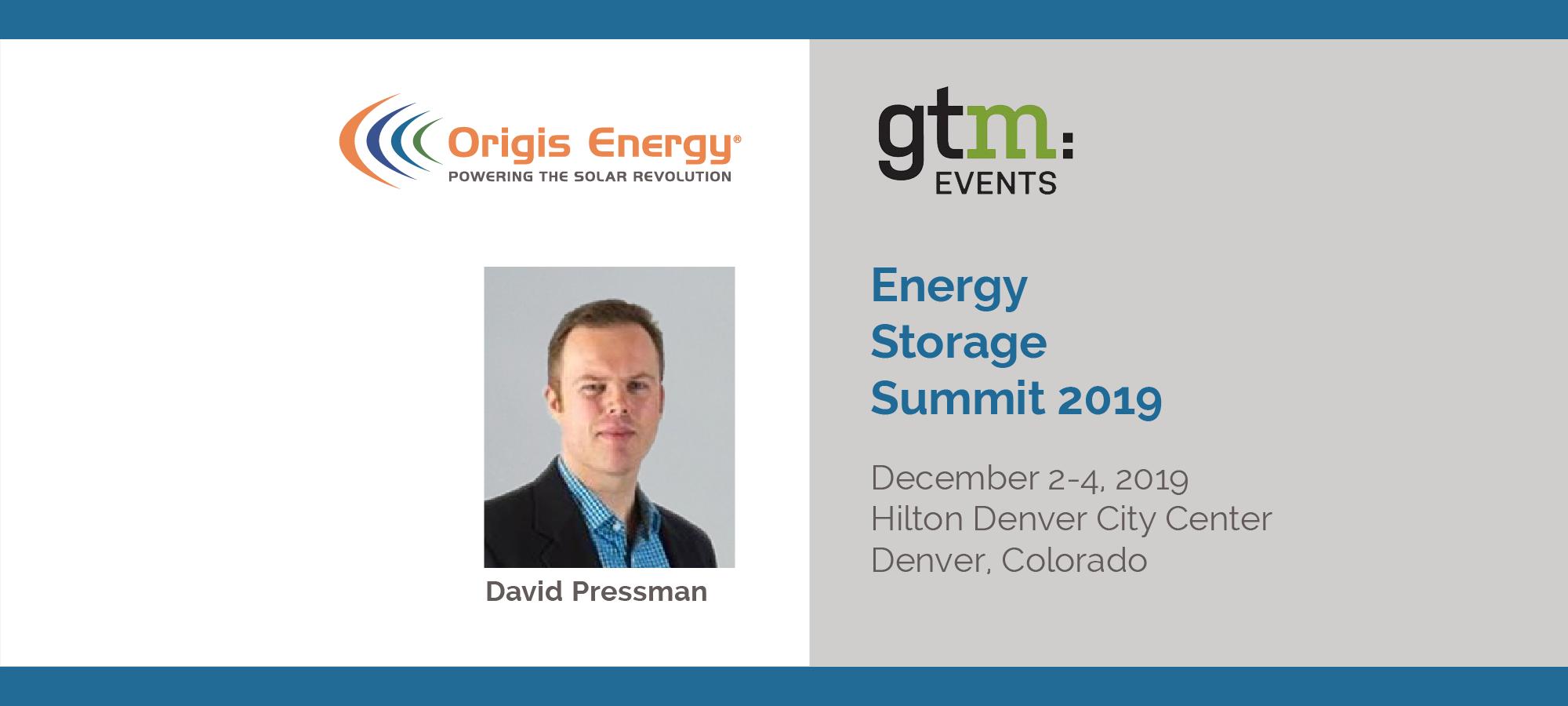 GTM Energy Storage Summit image