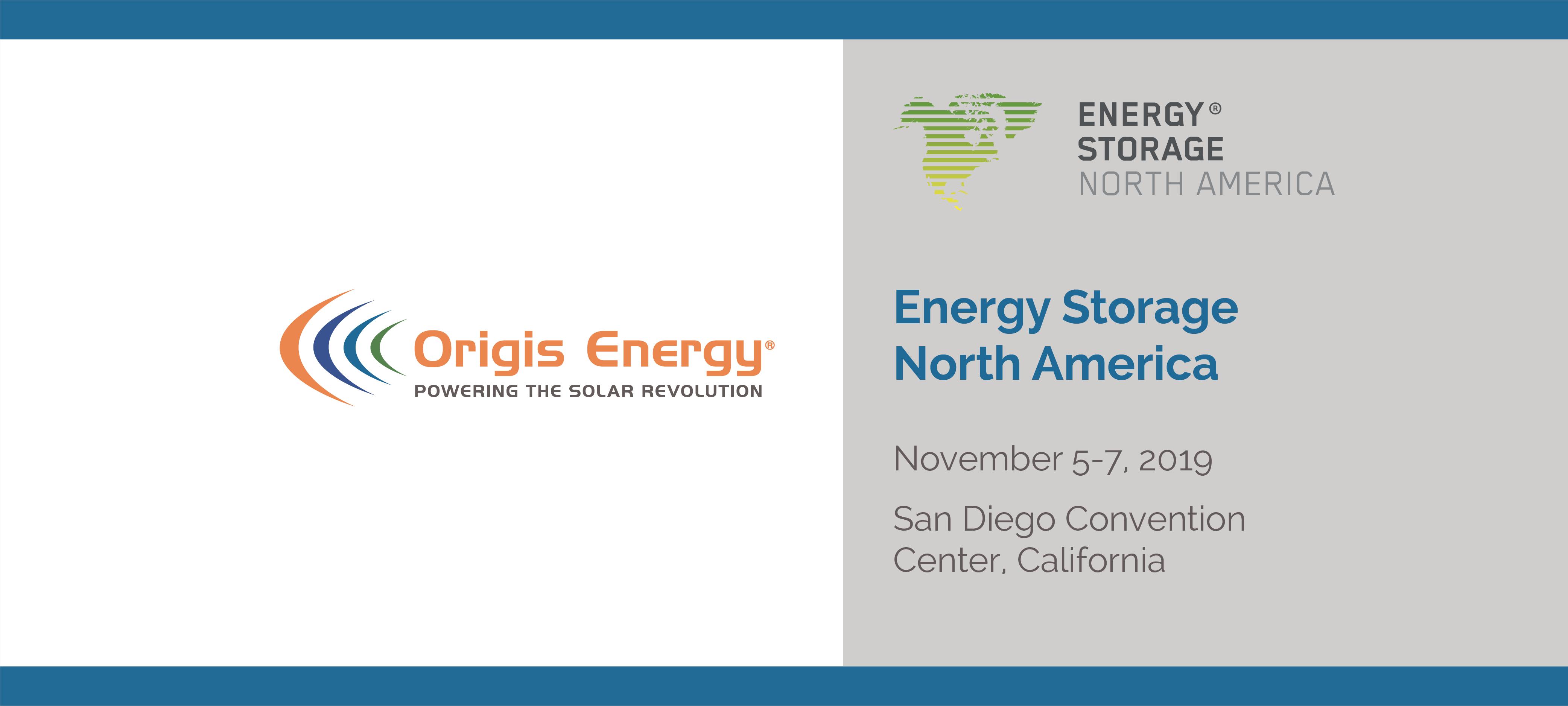 Origis Energy ESNA 2019 header graphic