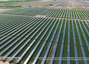 TN Solar 1 Skyhawk Solar representative image